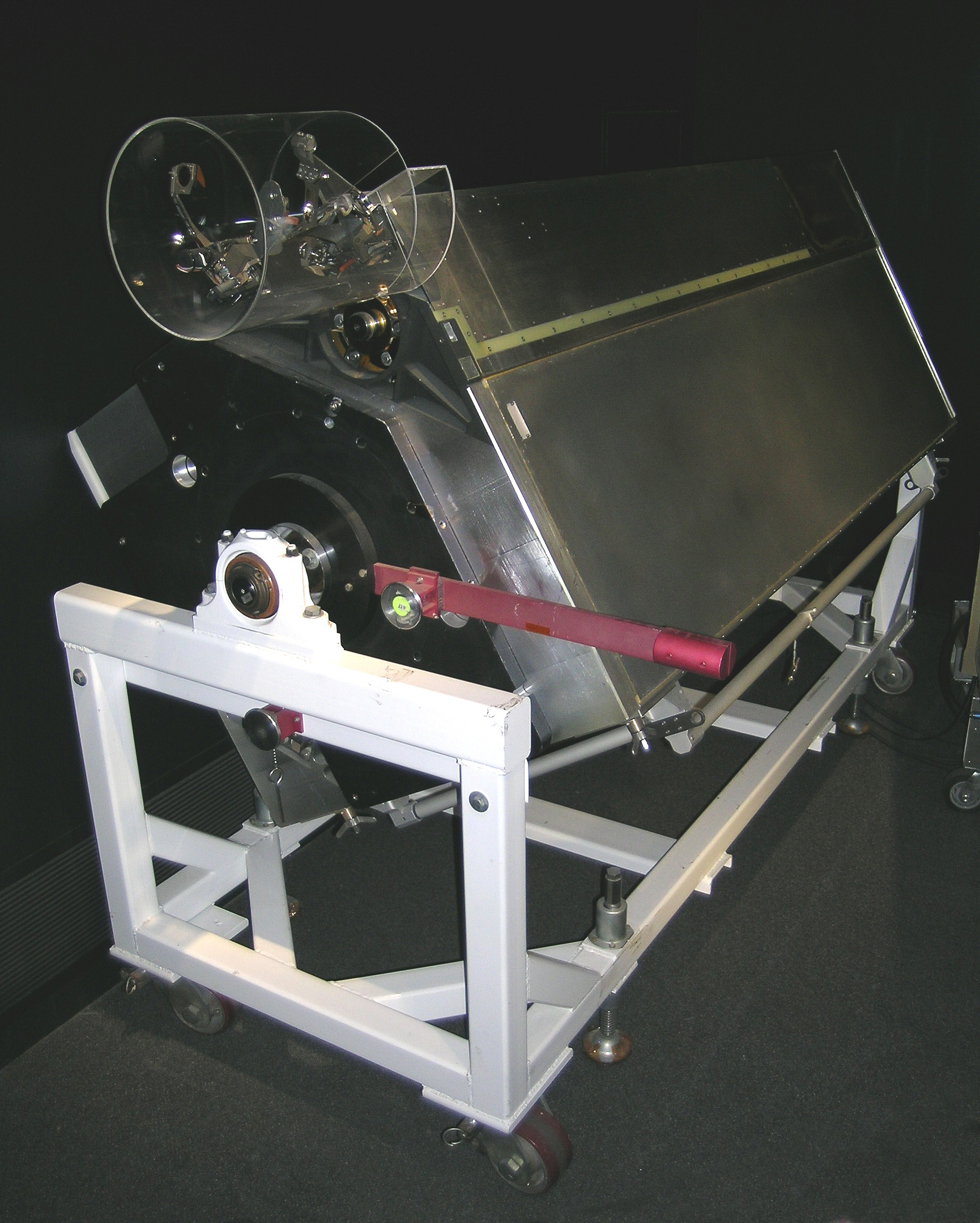 Image of : COSTAR (Corrective Optics Space Telescope Axial Replacement), Hubble, Flown