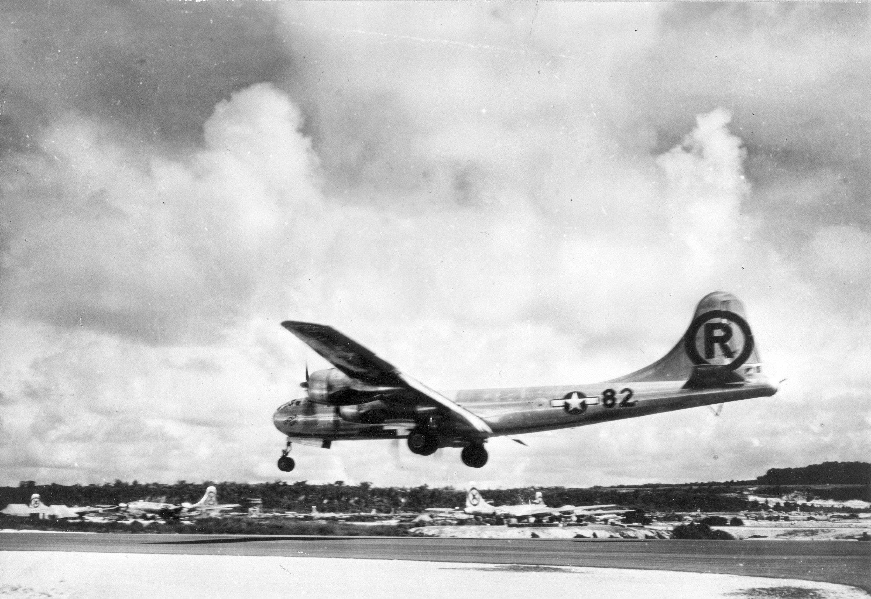 Image of : Boeing B-29 Superfortress Enola Gay