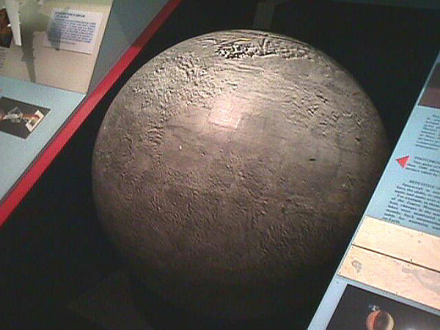 Image of : Photomosaic Globe of Mars