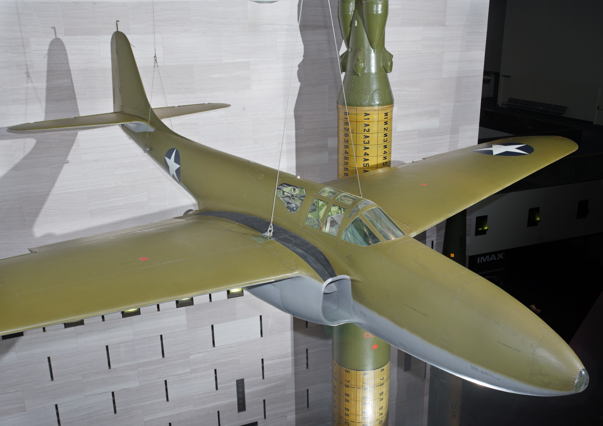 Image of : Bell XP-59A Airacomet