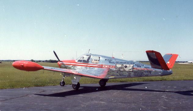 Image of : Beechcraft 35 Bonanza