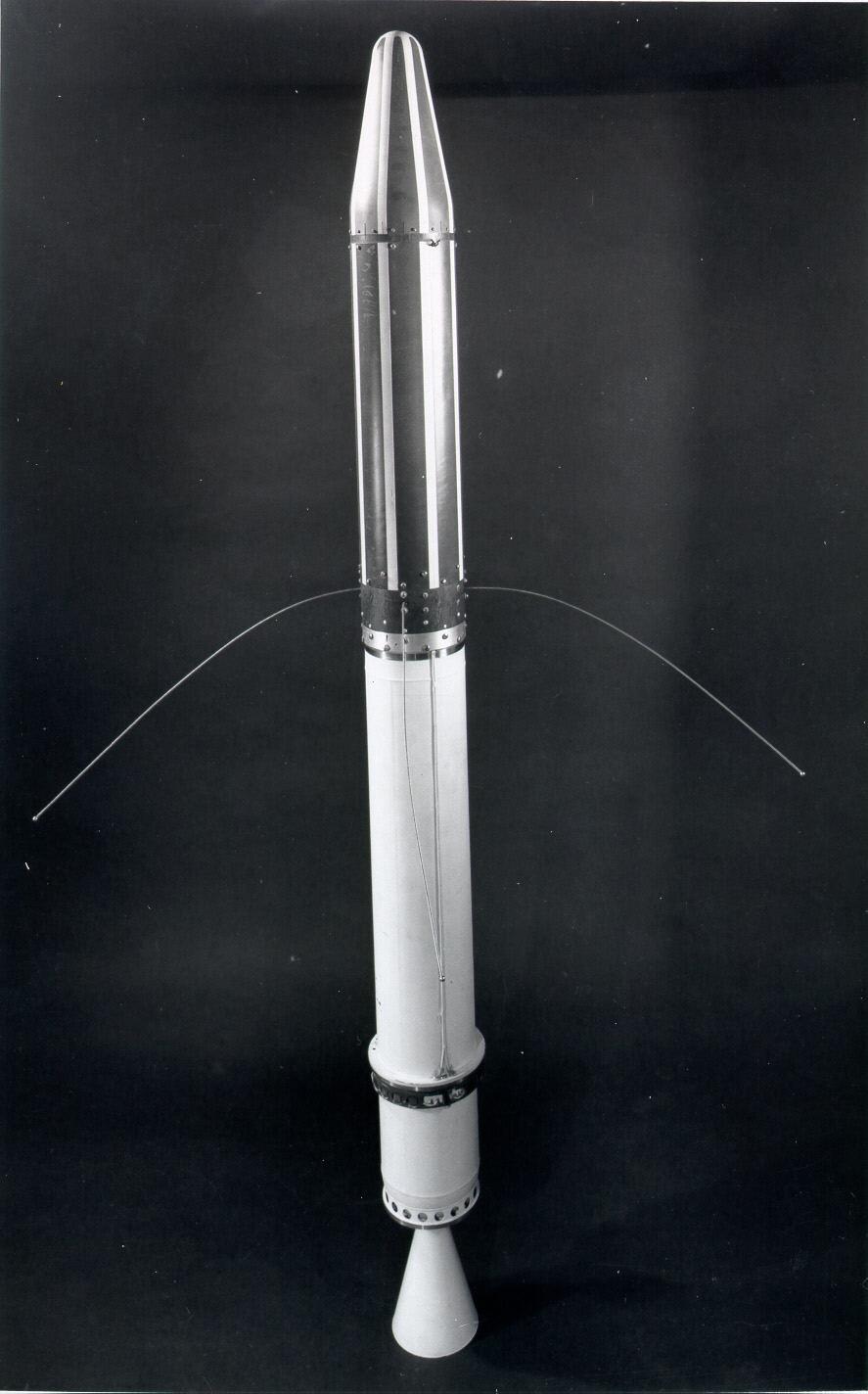 Image of : Satellite, Explorer I
