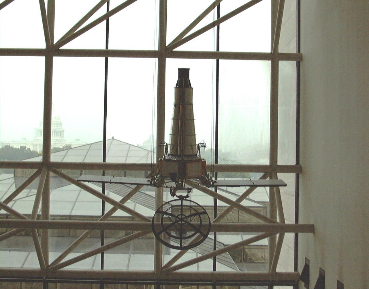 Image of : Lunar Probe, Ranger, Block III