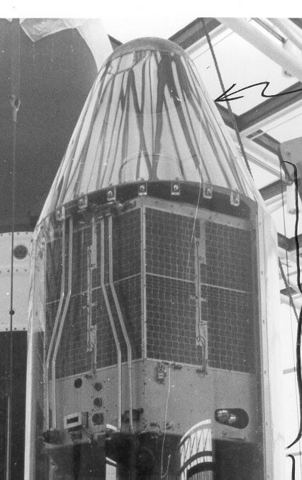 Image of : Satellite, Explorer 39, Air Density