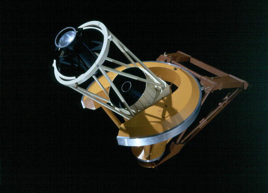 Image of : Telescope Model, Reflecting, Mayall