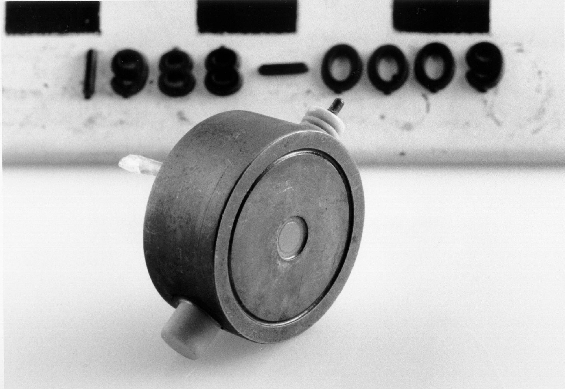 Image of : Detector, Radiation, Geiger, Viking
