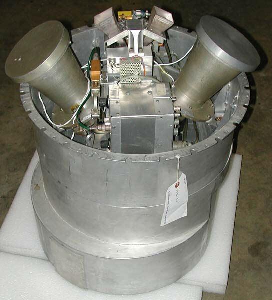 Image of : Radiometer, Microwave, U2