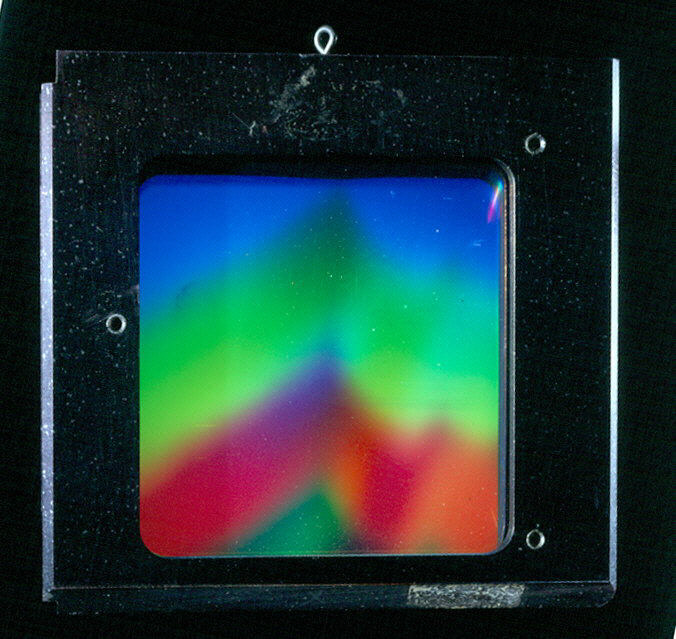 Image of : Diffraction Grating, Prime Focus Spectrograph
