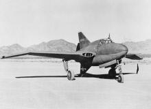 Image of : Northrop XP-56 Black Bullet