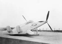 Image of : Vought V-173