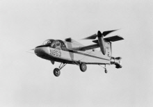Image of : Curtiss-Wright X-100