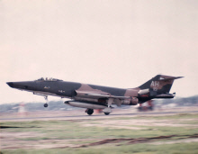 Image of : Nose, McDonnell RF-101C Voodoo