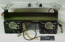 Transmitter and Receiver, Lear LR-58, P-51