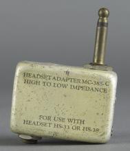 Adapter, Headset, MC-385C