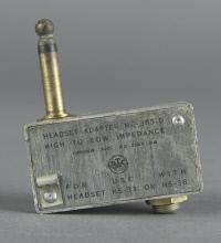 Adapter, Headset. MC-385D