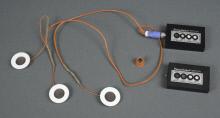 Image of : Biosensors, Sternal Harness, Apollo 11