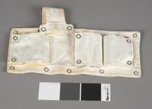 Image of : Pouch, Biobelt, Collins, Apollo 11