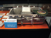 Image of : ALSRC, Apollo Lunar Sample Return Container, Apollo 11