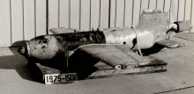 Image of : Missile, Air-to-Surface, Henschel Hs 293 A-1