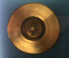 Image of : Record, Voyager, Sounds of Earth