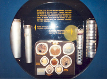 Canister, Food Storage, Skylab | National Air and Space Museum
