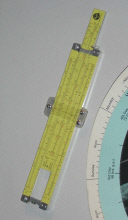 foto de Slide Rule 5 inch Pickett N600 ES Apollo 13 National Air and Space Museum