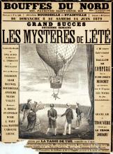 Image of : Les Mysteres de l'Ete