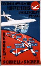 Cechoslovakische Luftverkehrs Gesellschaft Prag