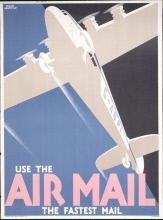 Use the Air Mail The Fastest Mail