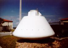 Image of : Boilerplate, Command Module, Apollo, #1206