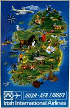 Image of : Irish-Aer Lingus Irish International Airline