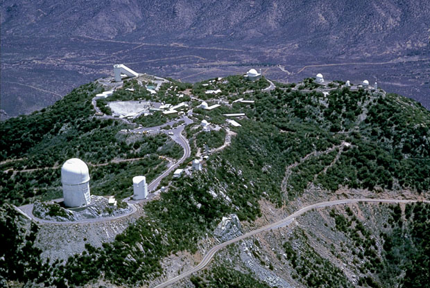 What's New At Observatories - Kitt Peak National Observatory
