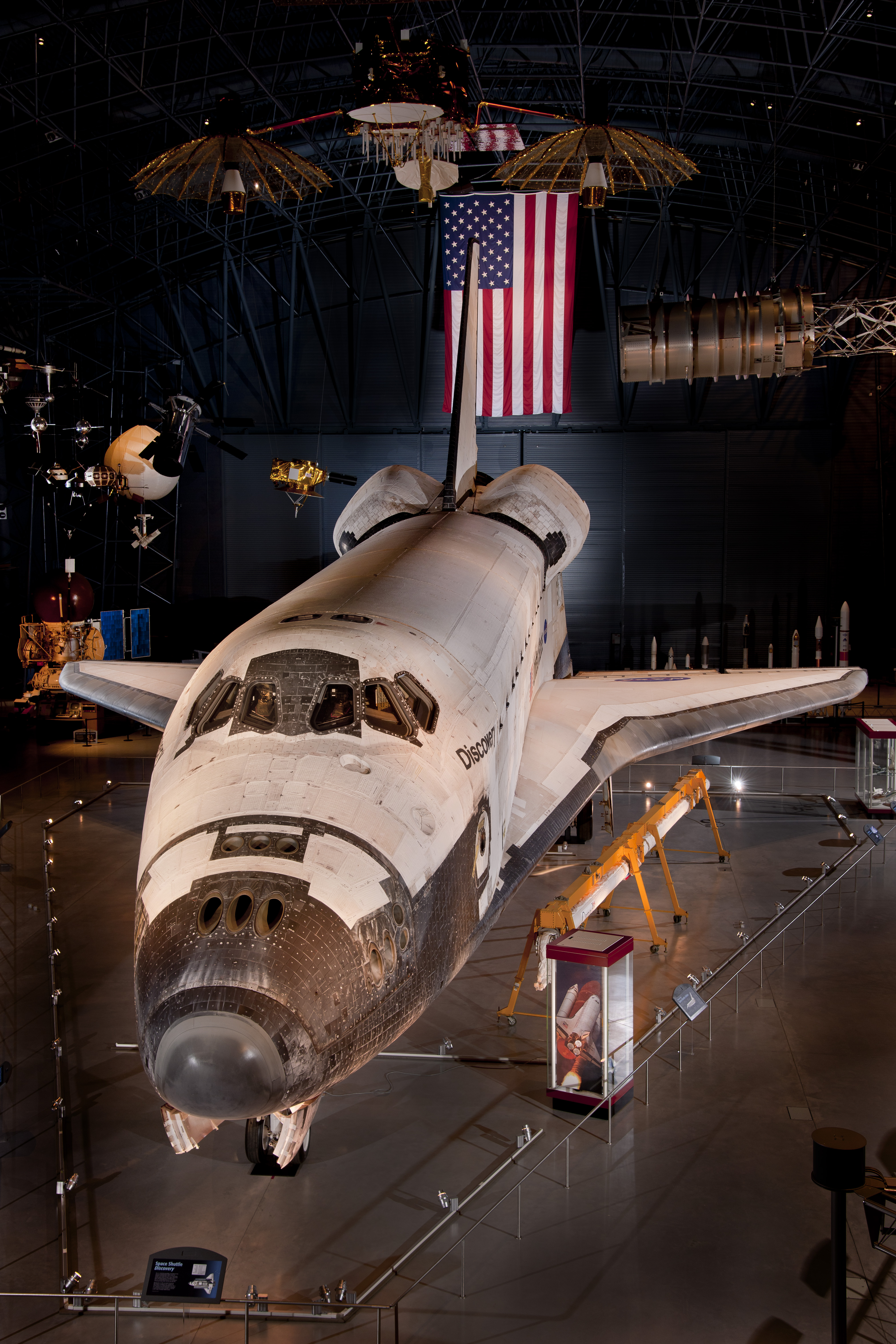 space shuttle discovery location - photo #3