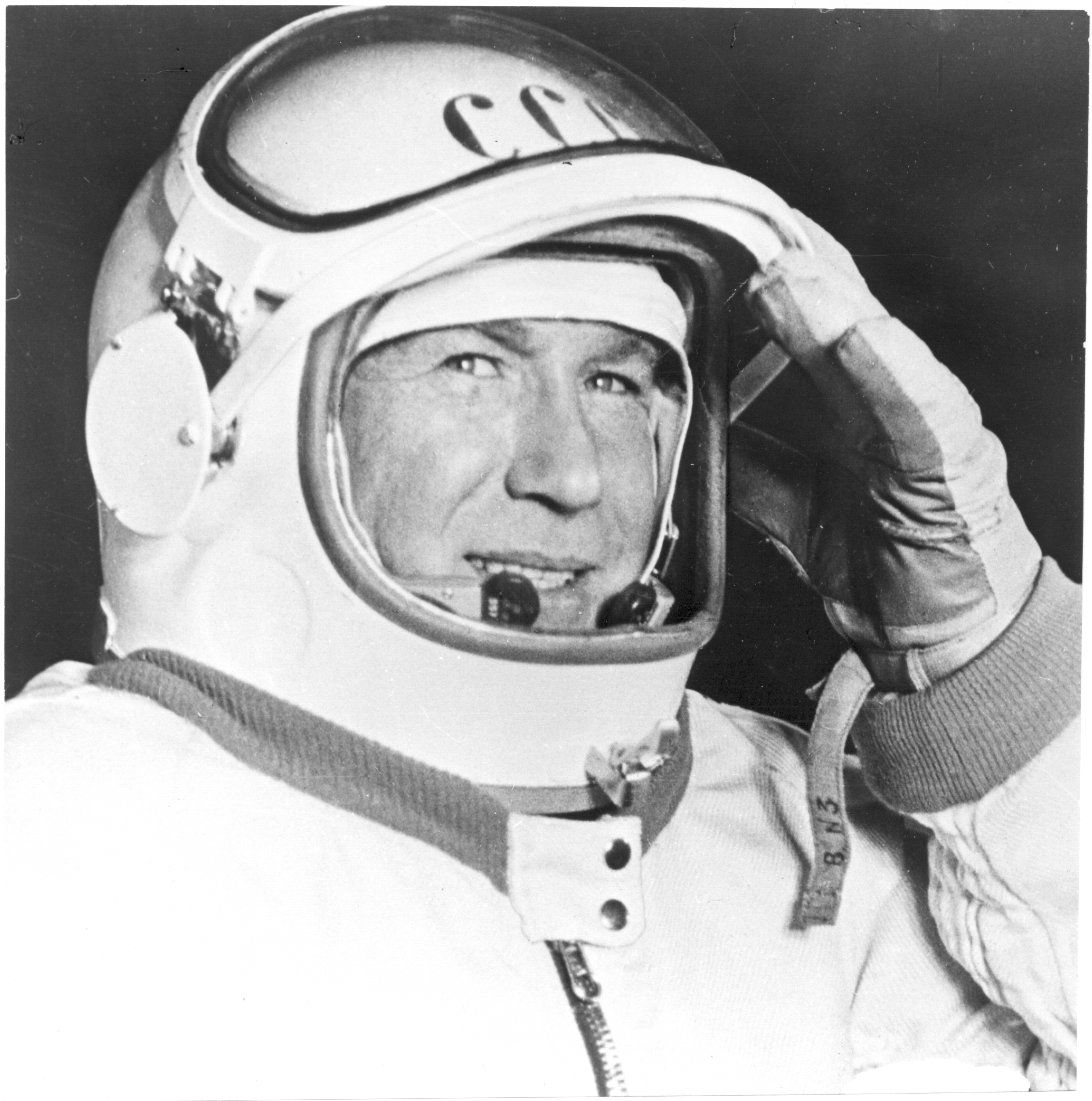 Image result for aleksei leonov