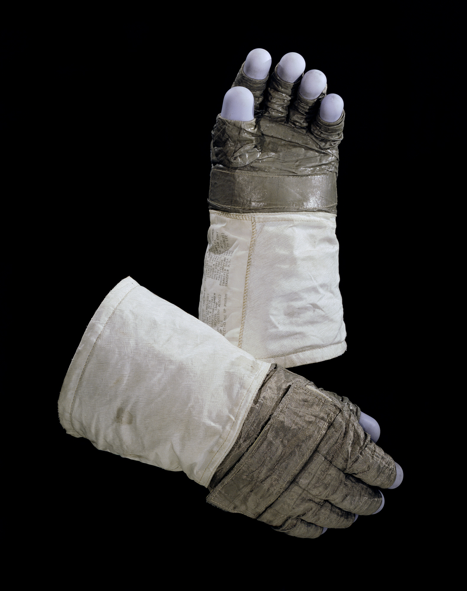 space suit glove hardware - photo #11
