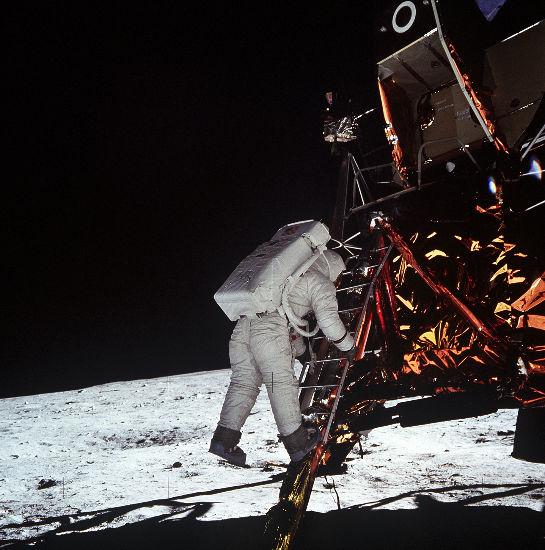 apollo 11 space walk - photo #16