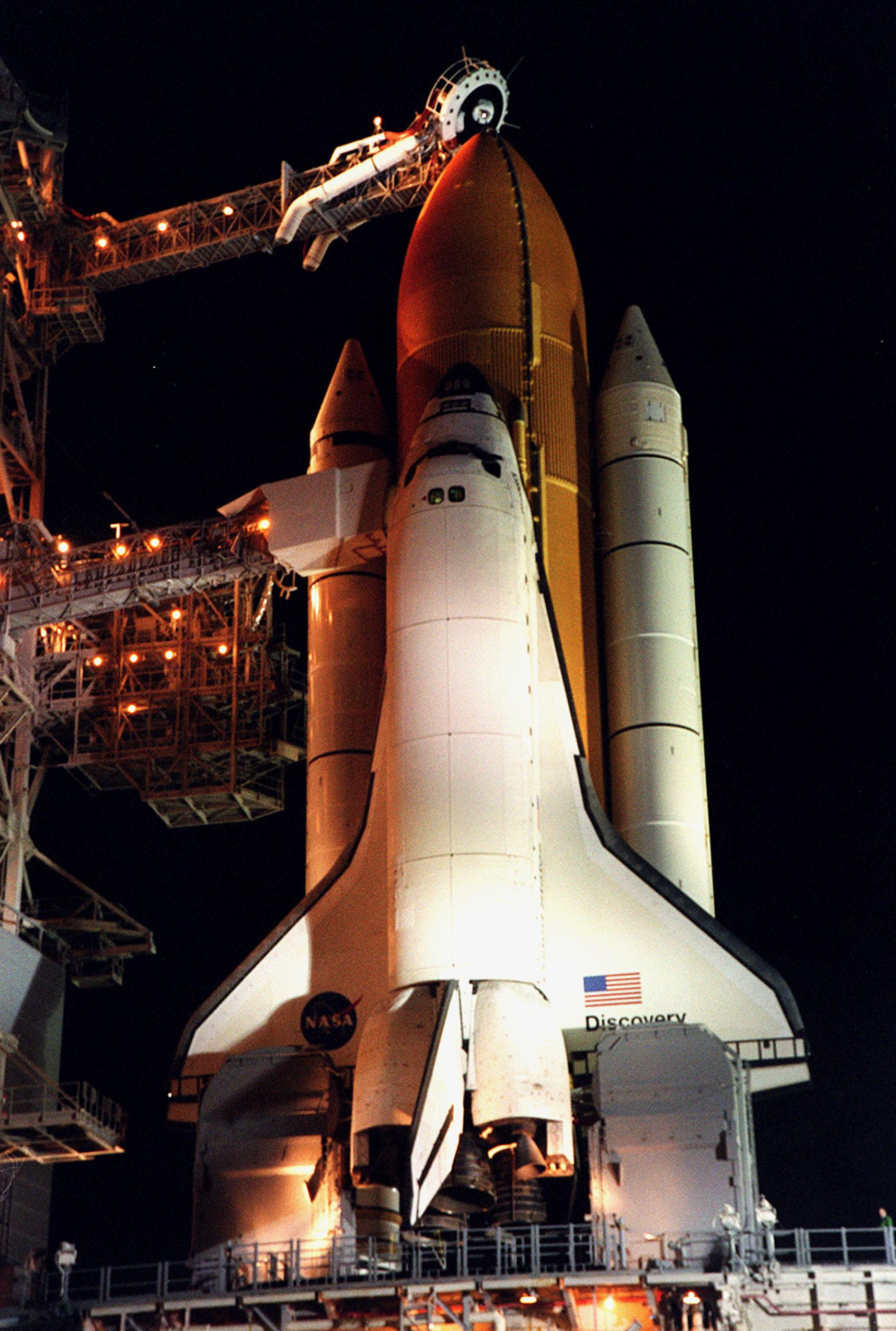 Space Shuttle Discovery | National Air and Space Museum