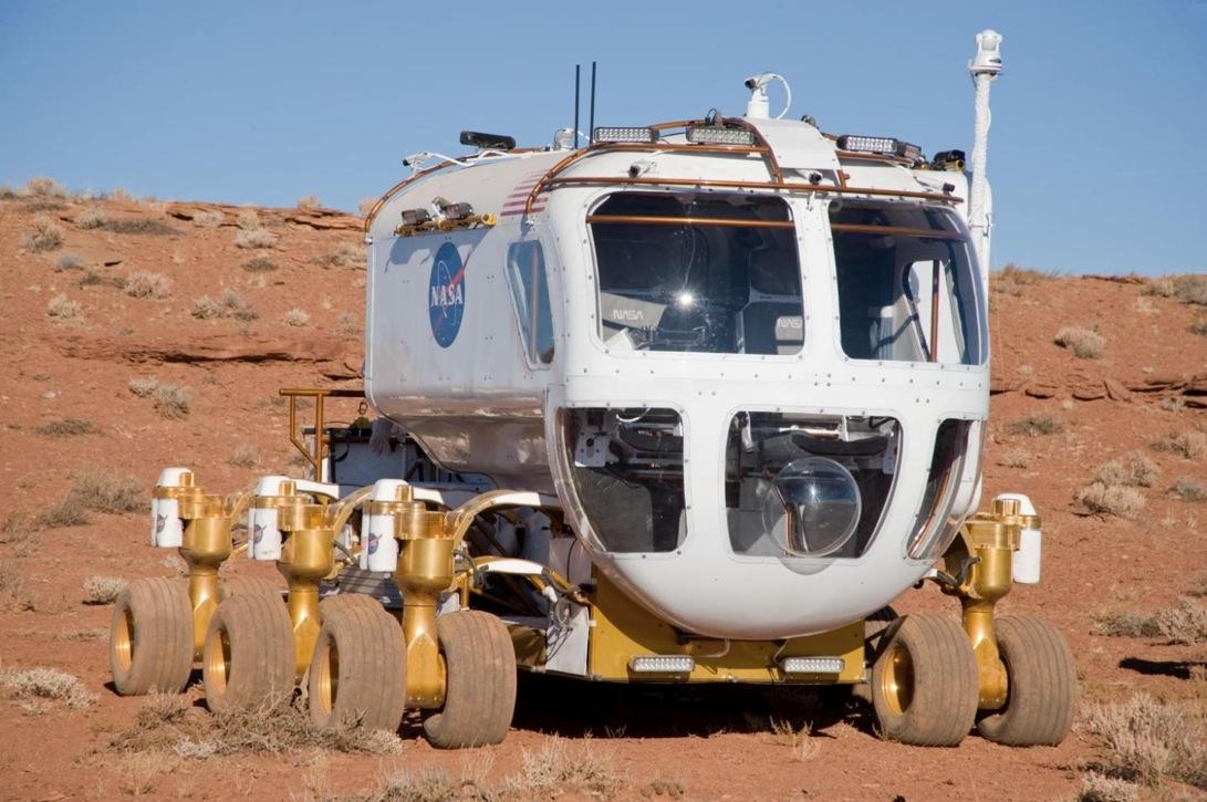 Lunar Electric Rover (LER) Small Pressurized Rover (SPR ...