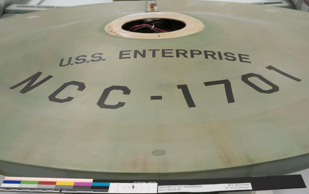 Enterprise Saucer
