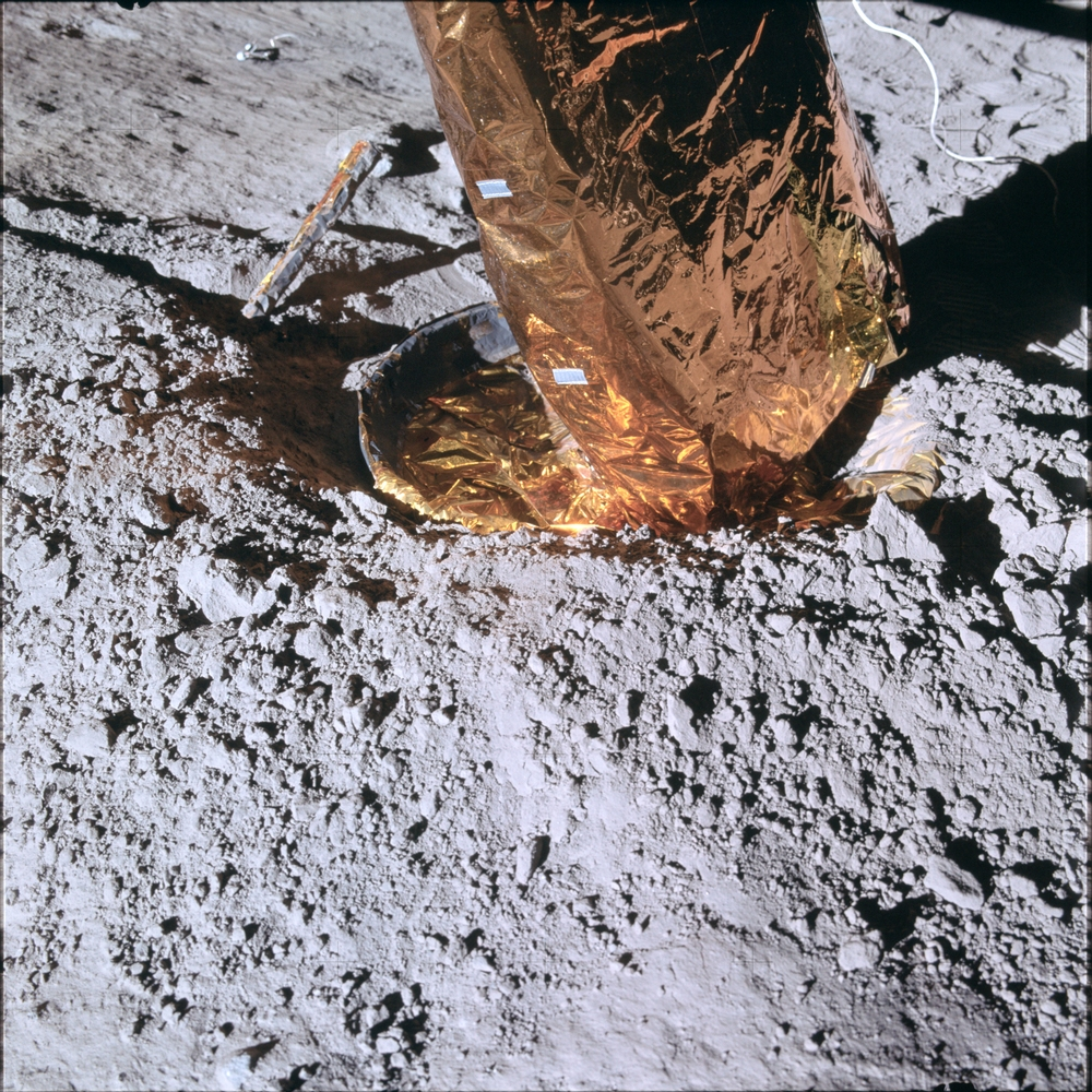 Lunar Module Lander Leg