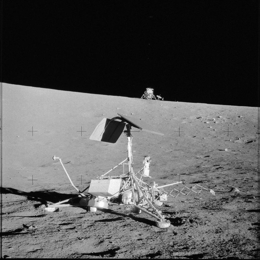 Snapshot of Surveyor III