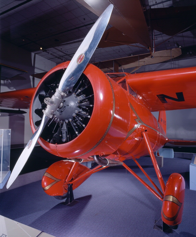 Lockheed Model 5B Vega in Pioneers of Flight