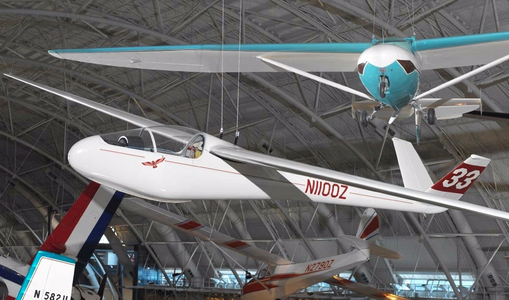 Arlington Sisu 1A at the Steven F. Udvar-Hazy Center