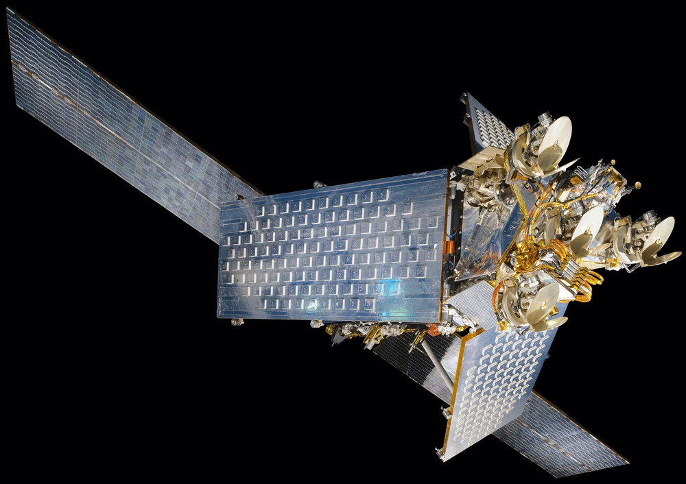 Motorola Satellite for Iridium