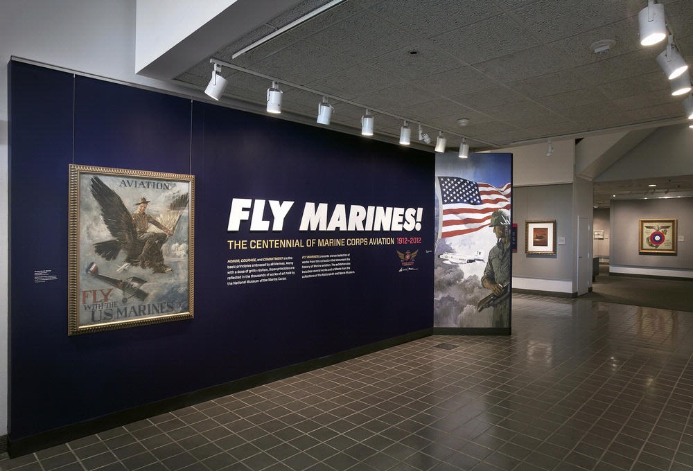 <i>Fly Marines! The Centennial of Marine Corps Aviation: 1912-2012</i>