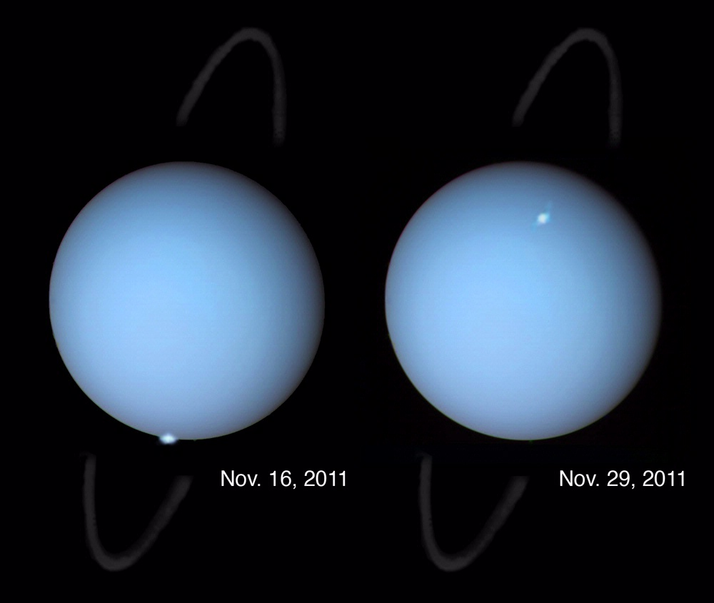 Aurorae on Uranus