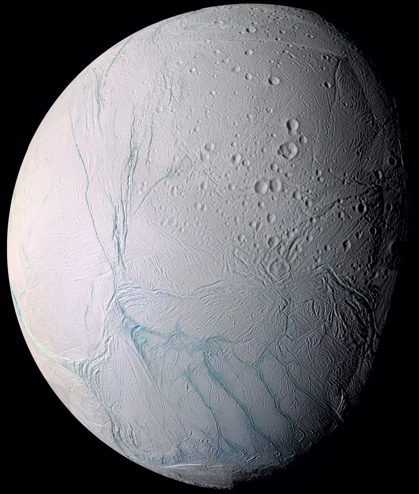 Saturn's Satellite Enceladus