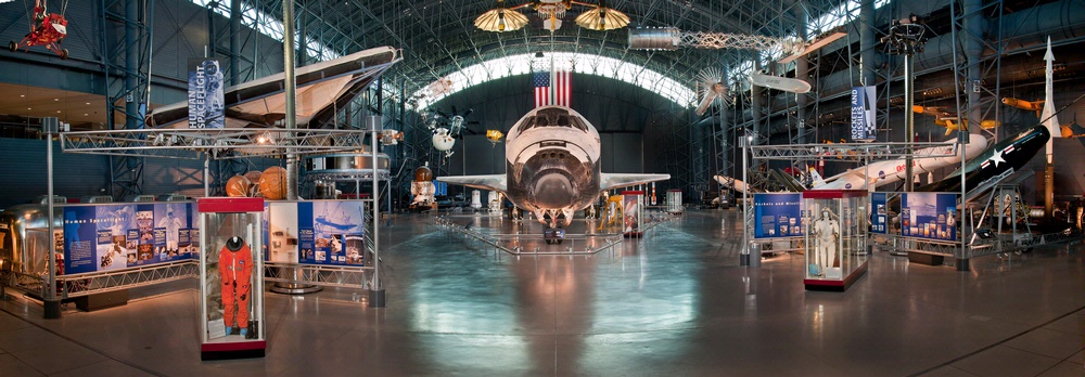 James S. McDonnell Space Hangar