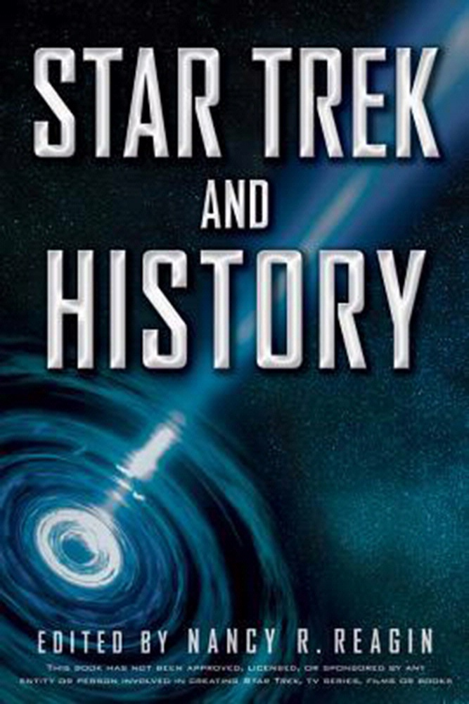 Book Cover: Star Trek and History