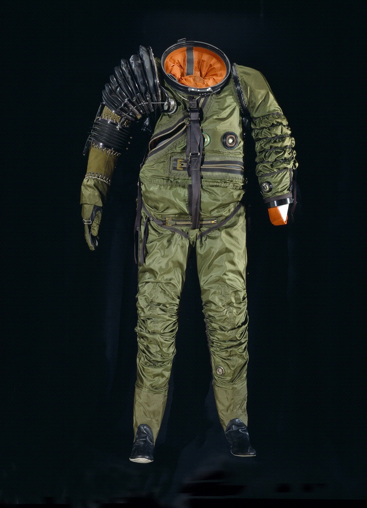 Mark V Spacesuit
